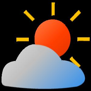天气图标含义 - 预报服务